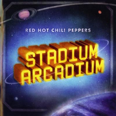 Red Hot Chili Peppers - Stadium Arcadium CD2
