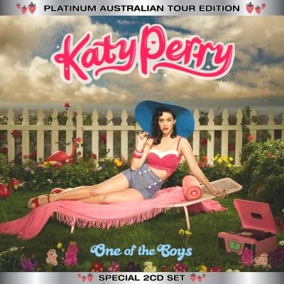 Katy Perry - One Of The Boys (Album)