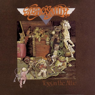 Aerosmith - Toys In The Attic (Album)
