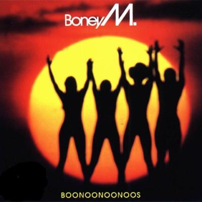 Boney M. - That's Boonoonoonoos - Train To Skaville - I Shall Sing