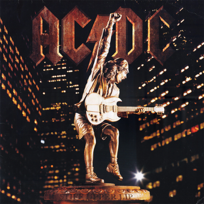 AC/DC - Can't Stop Rock 'N' Roll