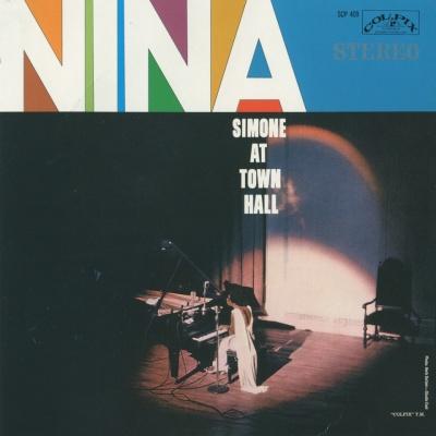 Nina Simone - Nina Simone At Town Hall