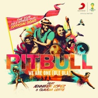 Pitbull feat. Jennifer Lopez & Claudia Leitte - We Are One (Ole Ola)