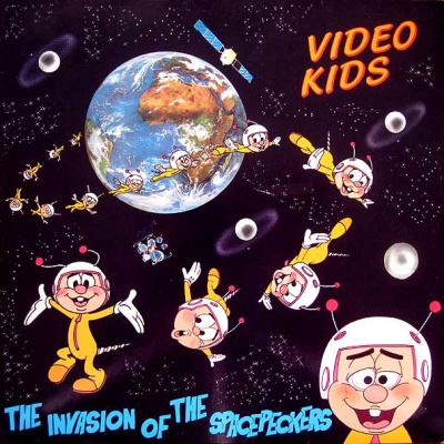 Video Kids - The Invasion Of The Spacepeckers (Album)