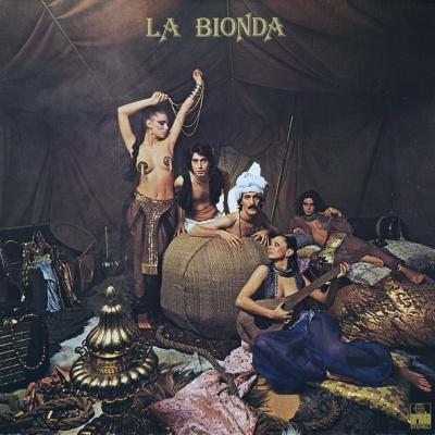 La Bionda - La Bionda (Album)