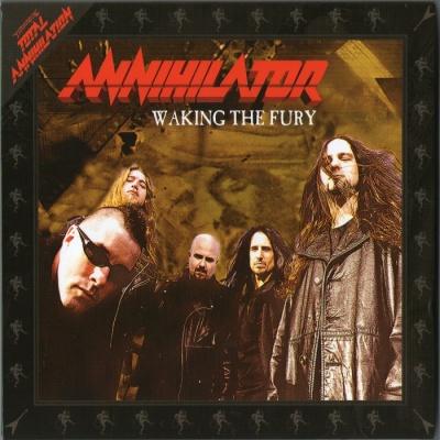Annihilator - Waking The Fury