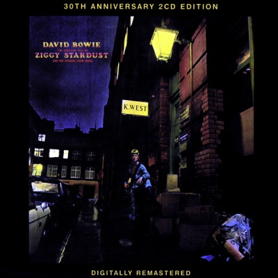 David Bowie - The Rise and Fall of Ziggy Stardust and the Spiders from Mars. CD1.