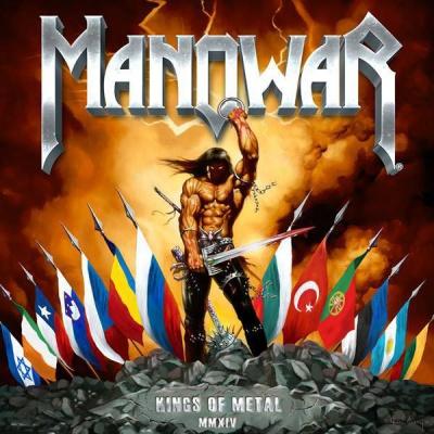 Manowar - Kings of Metal MMXIV. CD1.