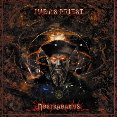Judas Priest - Nostradamus (CD1)