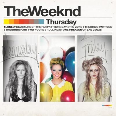The Weeknd - Thursday (Album)