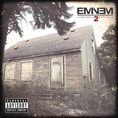 Eminem - The Marshall Mathers LP 2. CD1.