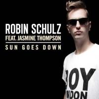 Robin Schulz feat. Jasmine Thompson - Sun Goes Down