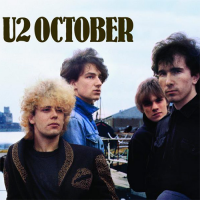 U2 - October (Live)