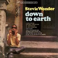 Stevie Wonder - Down To Earth (Album)