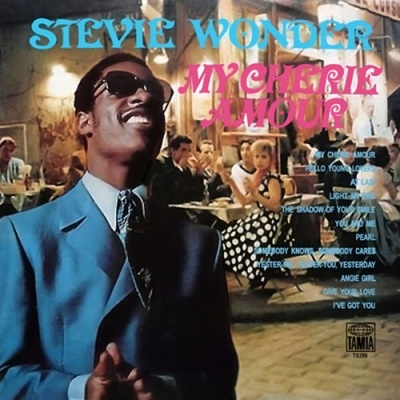 Stevie Wonder - My Cherie Amour (Album)