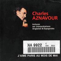 Charles Aznavour - J'aime Paris