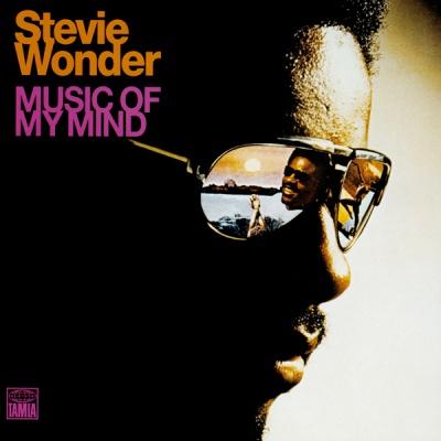 Stevie Wonder - Music Of My Mind (Album)