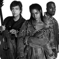 Rihanna - FourFiveSeconds (Single)