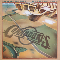The Commodores - Natural High