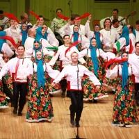 Русский Народный Хор Им. М.Е.Пятницкого - Летел Голубь
