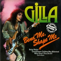 Gilla - Bend Me, Shape Me (Japan, Hansa International SUX-115-SA) (LP)