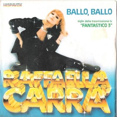 Raffaella Carra - Ballo, Ballo (Single)