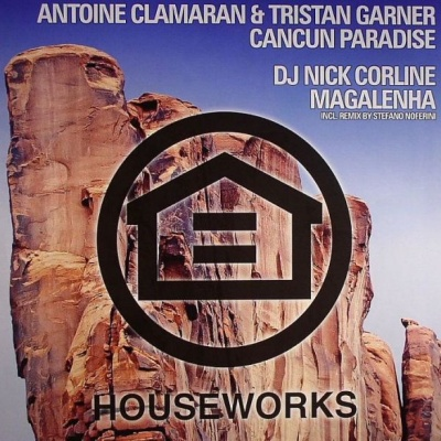 Antoine Clamaran - Cancun Paradise / Magalenha (Single)