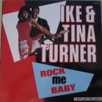 Tina Turner - Rock Me Baby (Album)