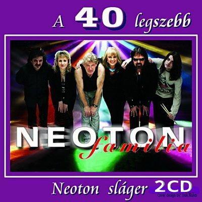 Neoton Familia - A 40 Legszebb Neoton Slager (СD 1)