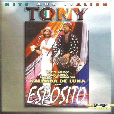 Tony Esposito - Tony Esposito (Compilation)