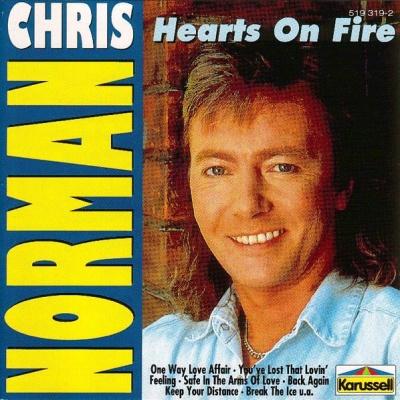 Chris Norman - Hearts On Fire (Album)