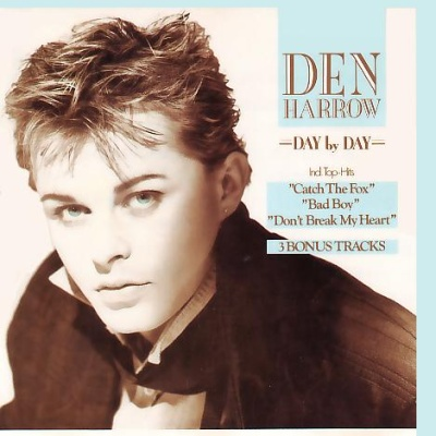 Den Harrow - Day By Day (Album)