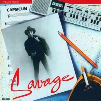 Savage - Capsicum (Album)