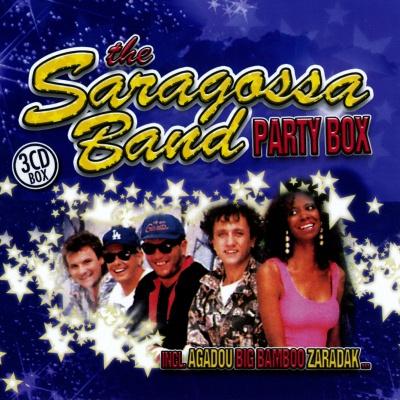 Saragossa Band - The Saragossa Band - Party Box CD 3 (Album)