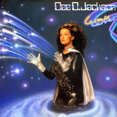 Dee D. Jackson - Cosmic Curves (LP)