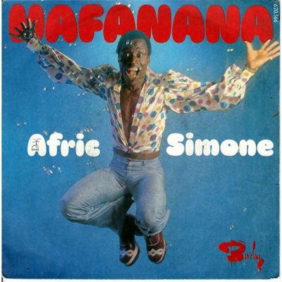 Afric Simone - Hafanana (Album)