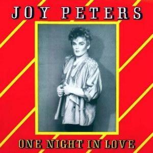 Joy Peters - One Night In Love (Album)