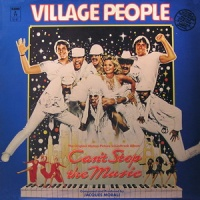 Village People - Can't Stop The Music (Album)