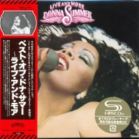 Donna Summer - Live And More (Album)