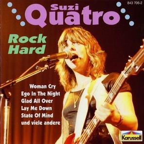 Suzi Quatro - Rock Hard (Album)