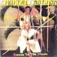 Digital Emotion - Dance To The Music (Album)