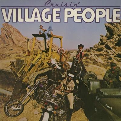 Village People - Cruisin' (Album)