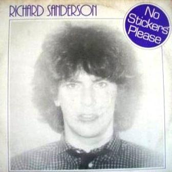 Richard Sanderson - No Stickers Please (Album)