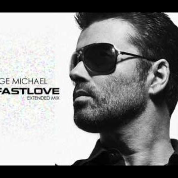 George Michael - Fast Love  (Maxi) (Album)