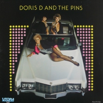 Doris D And The Pins - Starting At The End (Album)