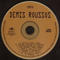 Demis Roussos - Oro (Album)