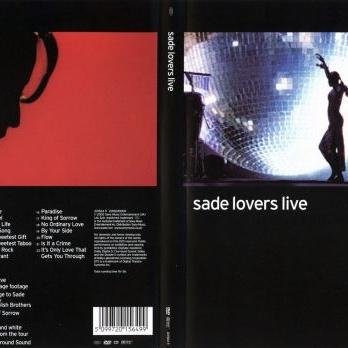 Sade - Lovers Live (Album)
