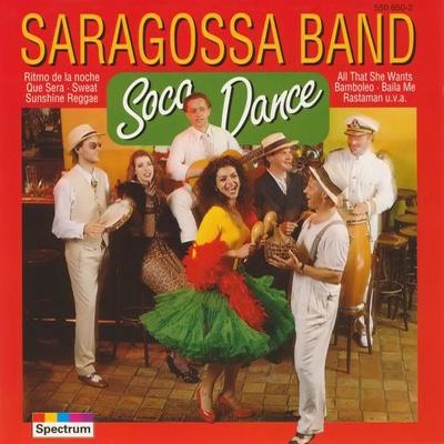 Saragossa Band - Soca Dance (Album)