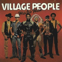 Village People - Macho Man (Single)
