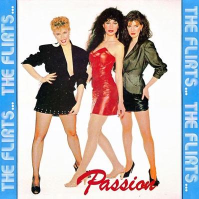 The Flirts - Passion (LP)